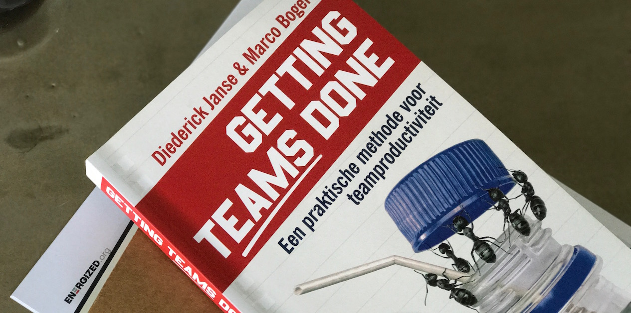 boek holacracy in de praktijk getting teams done