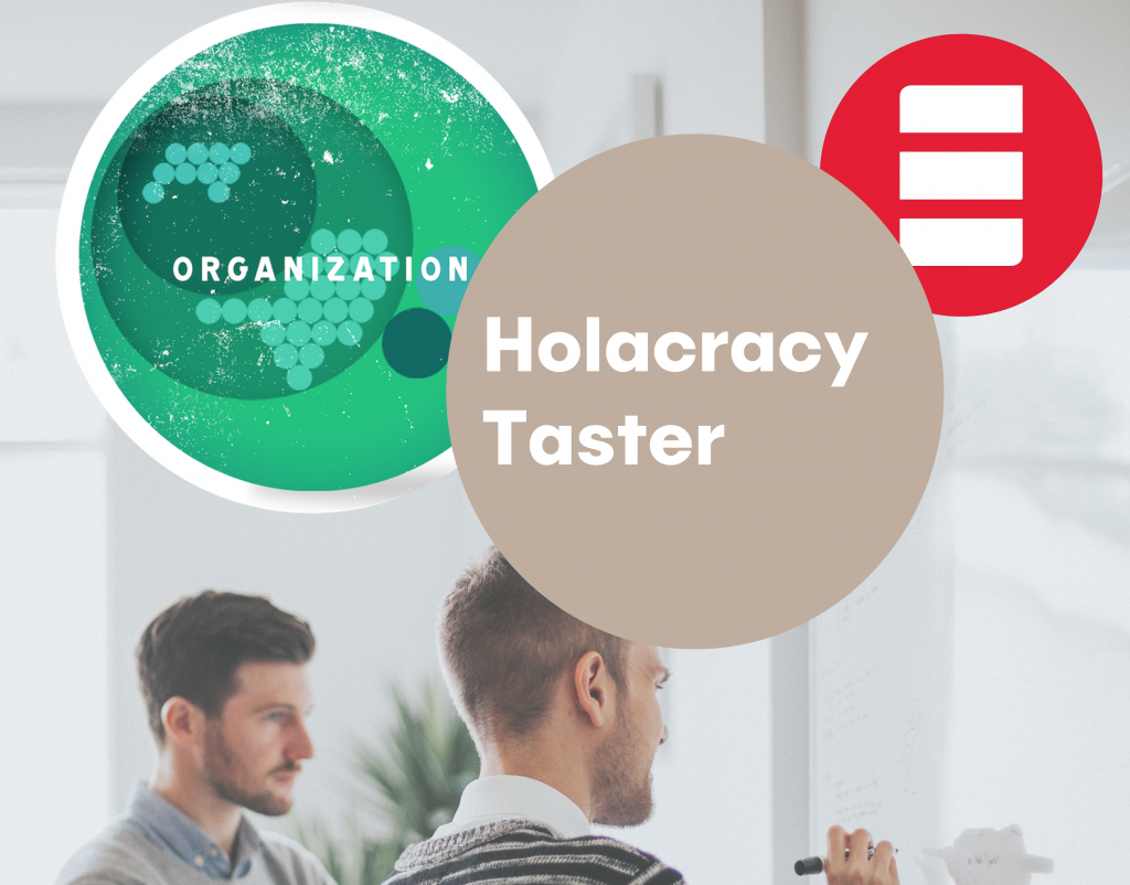 holacracy taster in Nederland evenement