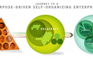 energized.org via holacracy implementatie naar een self-organizing enterprise in nederland