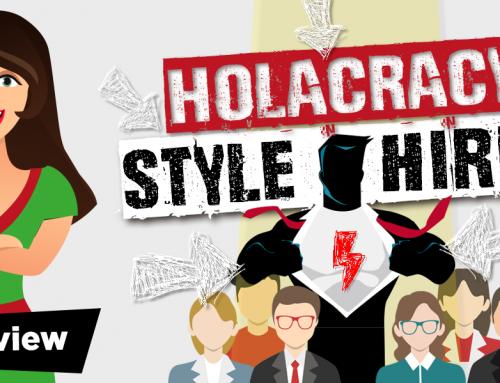 Iedereen binnen de Holacratische organisatie is betrokken bij het selectieproces