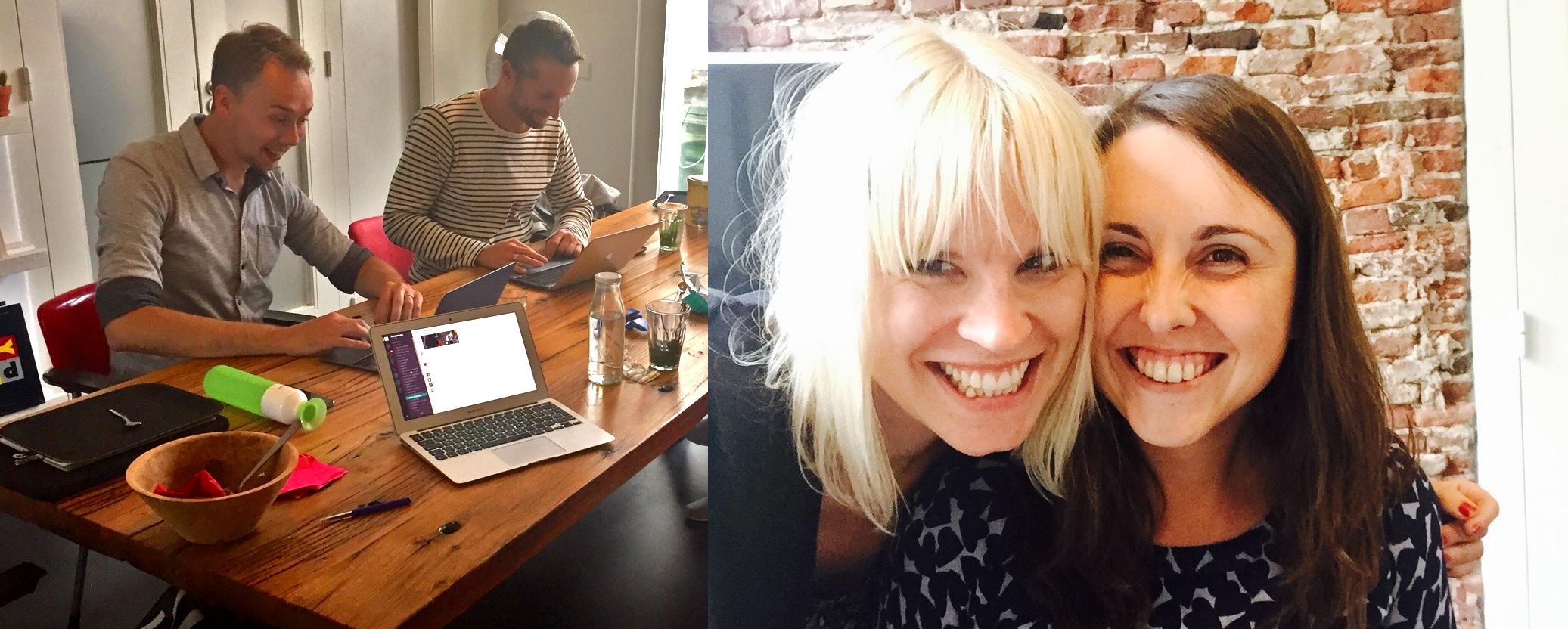 samenwerkdag energized.org holacracy coaches nederland