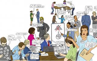 zappos voorbeeld holacracy organisatie achtergrondartikel