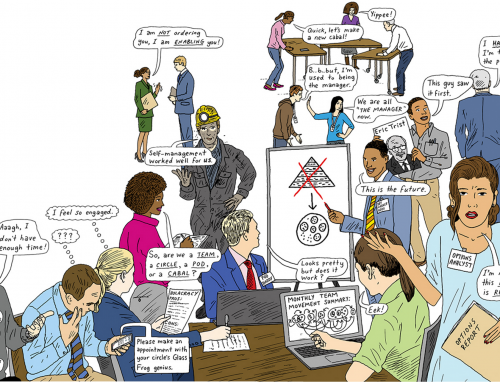 Harvard Business Review: Beyond the Holacracy Hype