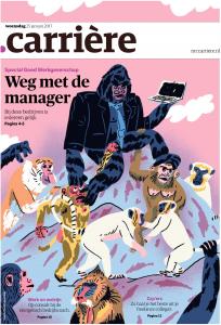 holacratie in nederland artikel nrc next
