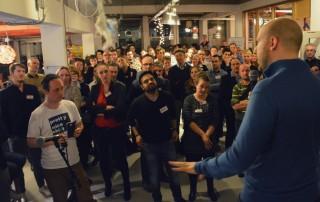 brian robertson holacracy meetup amsterdam presentation introduction