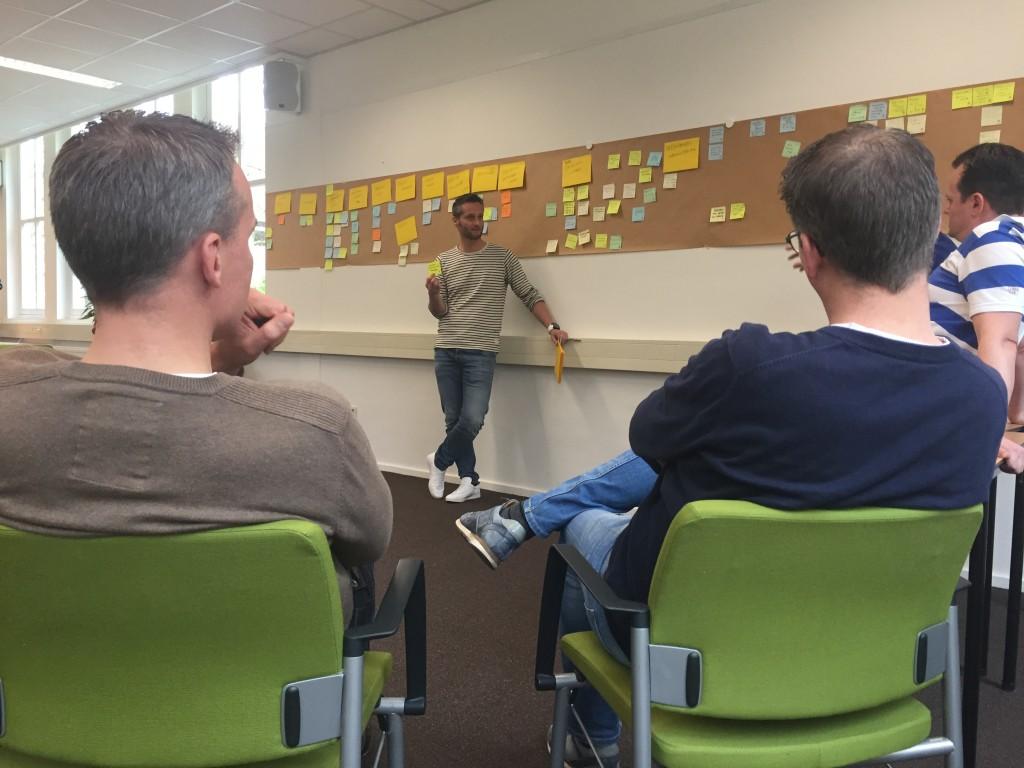 zelforganisatie holacracy trainingen