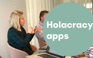 wat is een holacracy app