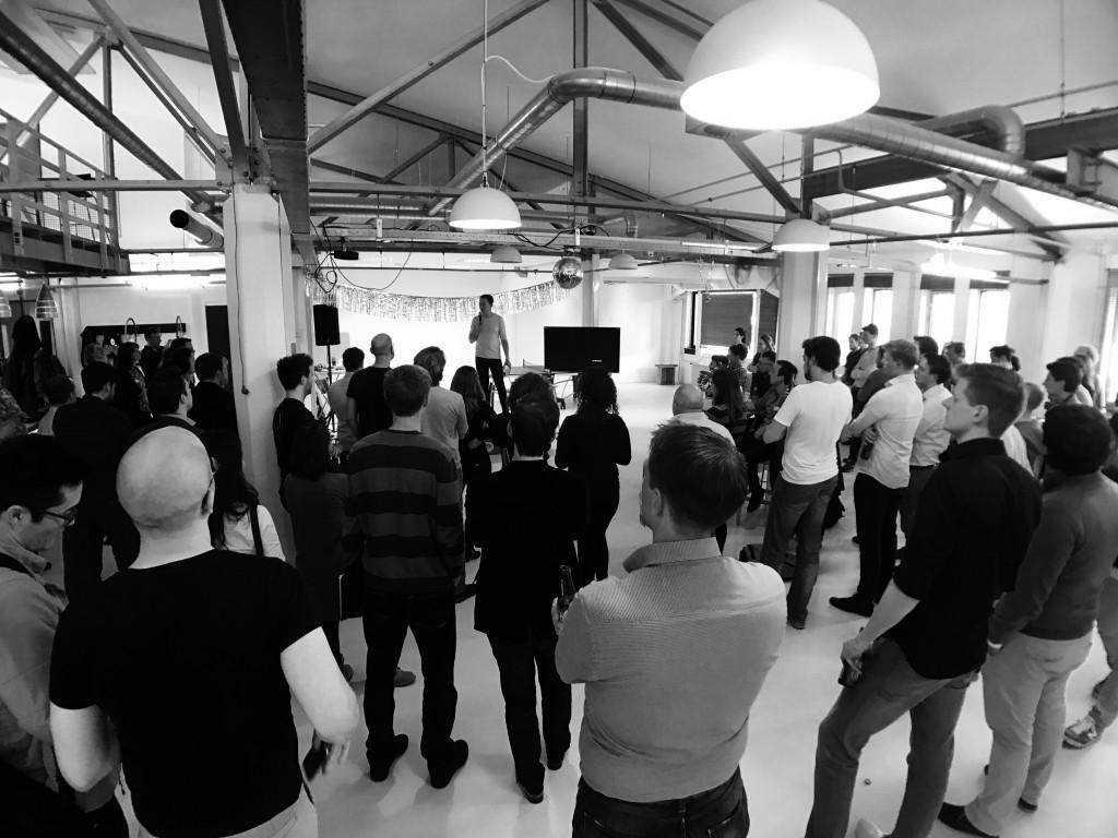 Diederick Janse speaker team development