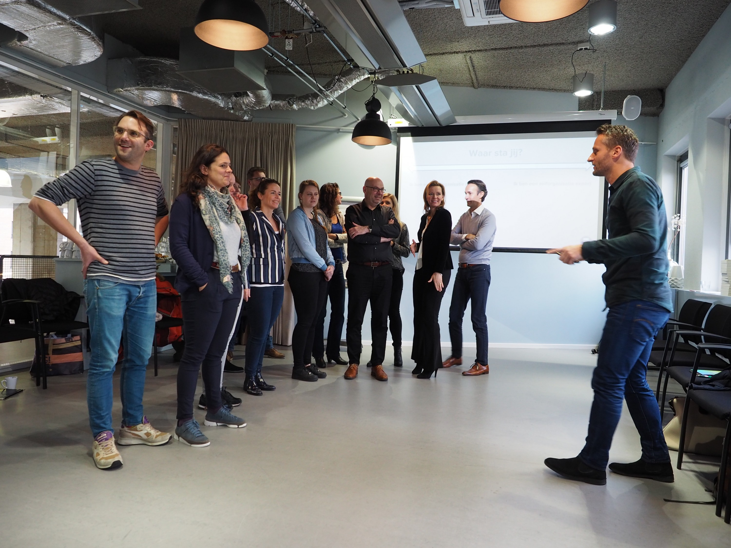 holacracy introductie training
