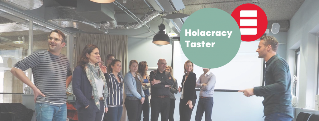 holacracy taster utrecht uitleg workshop