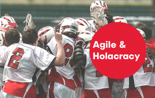 agile holacracy teams