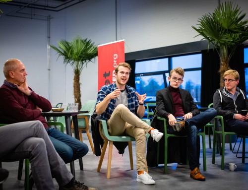 Takeaways Zelforganisatie Meetup Groningen bij Spindle