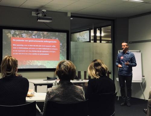 De zelforganisatie community in Rotterdam begint te bloeien