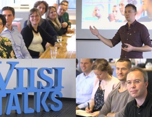 Diederick Janse bij Viisi Talks over 'Holacracy voorbij'
