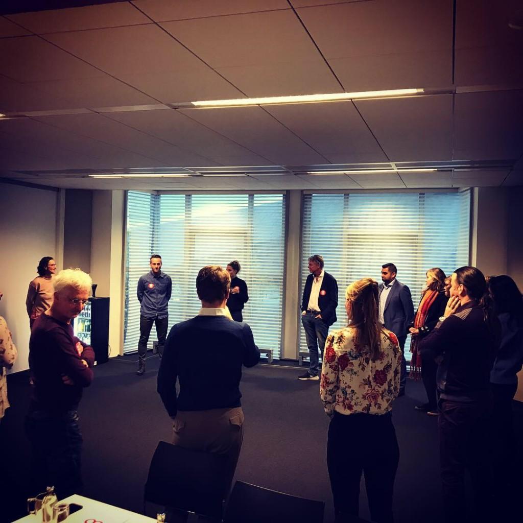 rotterdam holacratie zelforganisatie ervaringen delen nov 2018