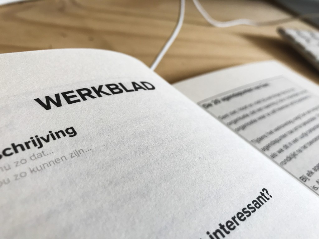 werkblad werkboek spanningen holacracy