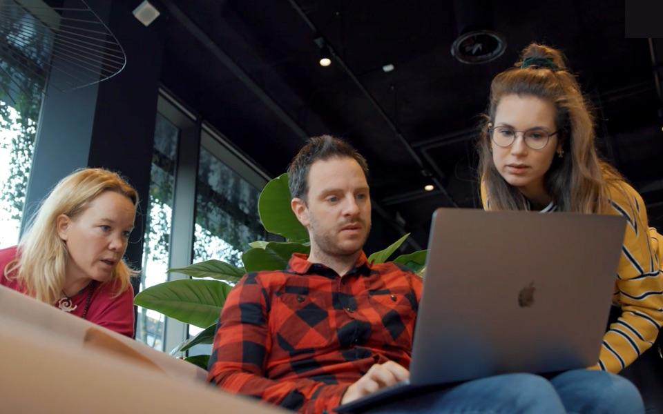 collega's bepalen salaris bij valsplat zelforganisatie door holacracy