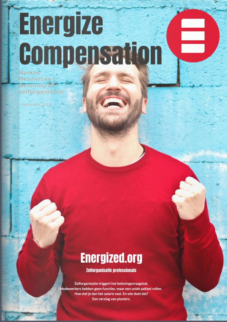 zelforganisatie compensatie ervaringen online magazine