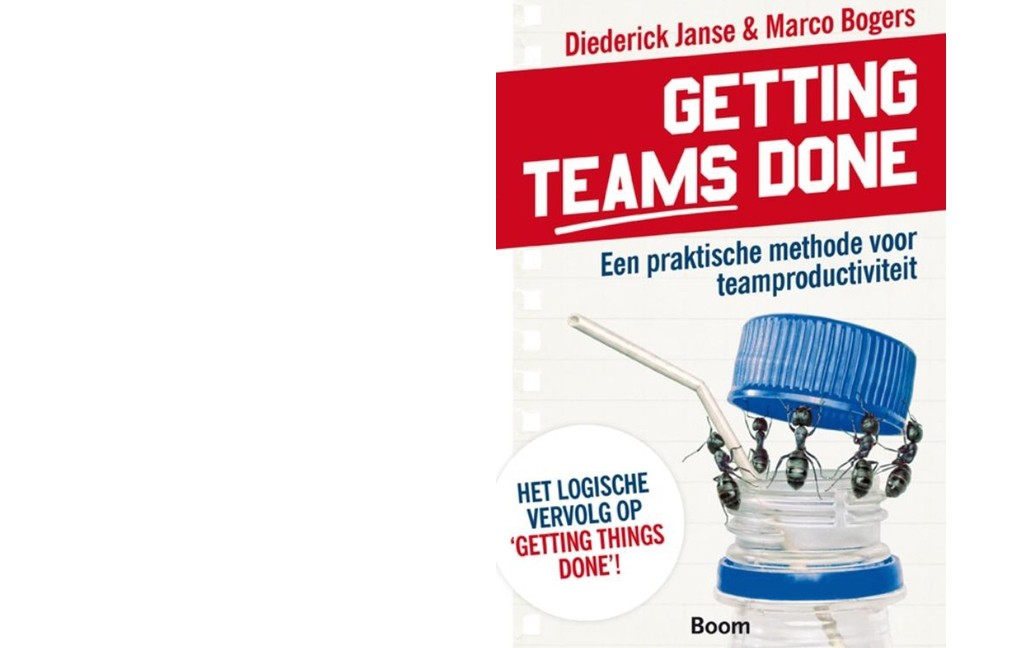 boek getting teams done holacracy diederick janse