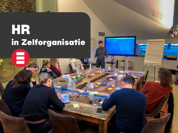 hr in zelforganisatie holacracy training