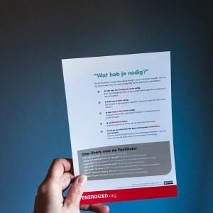 holacracy werkoverlegkaarten nederlands