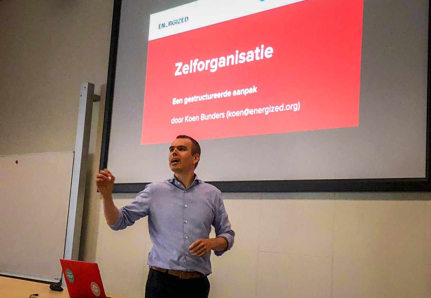 koen-bunders-holacracy-training-zelforganisatie