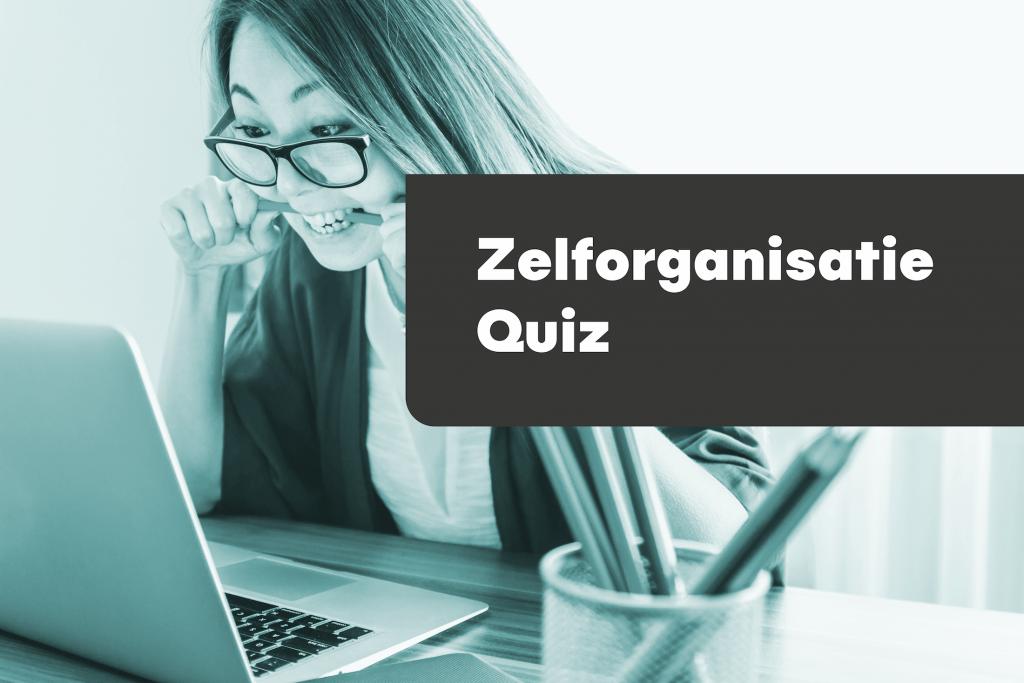 zelforganisatie quiz