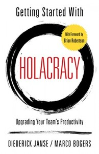 cover book getting started with holacracy